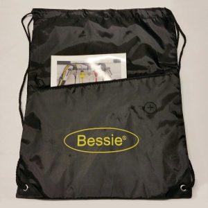 Drawstring Bessie bag for Bessie commercial kit