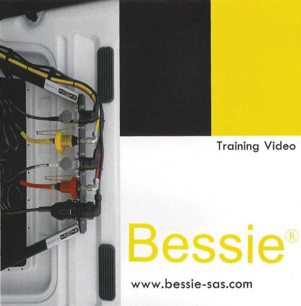 Full training and fitting DVD on the use and fitting of the Bessie System