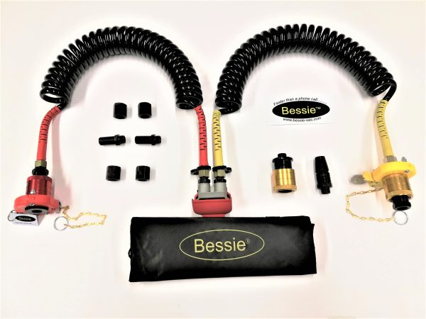 Bessie Duo-Matic Quick Coupling Kit 6516