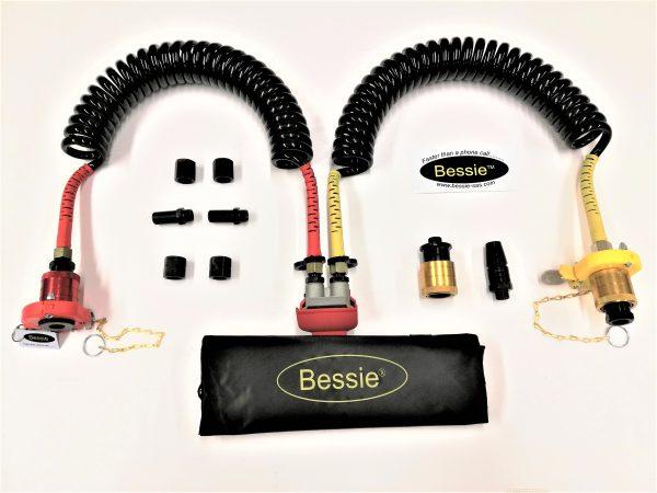 Bessie Duo-Matic Quick Coupling Kit 6516